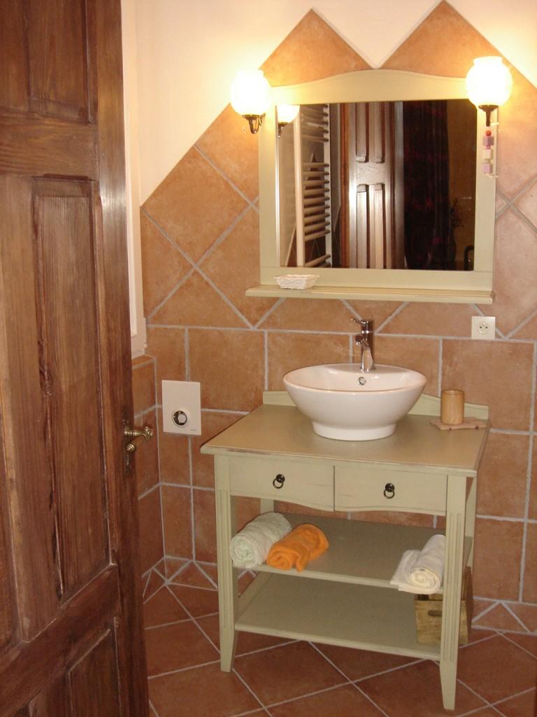 Salle de bain de la chambre 1